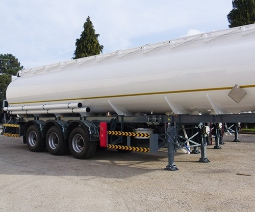 Semirreboques Cisterna para Combustíveis